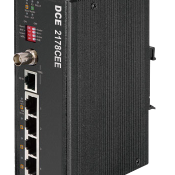 DCE 2178CEE Long Reach Ethernet Extender +POE