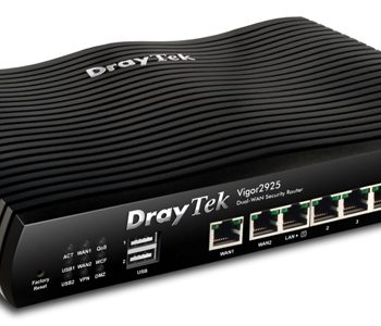 DrayTek Vigor 2925 Dual WAN Security Router