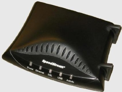Efficient Networks SpeedStream 5200R ADSL2 Modem/Router-0