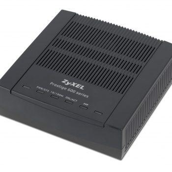 ZyXEL Prestige 660R-F1 ADSL2+ Compact Modem/Router