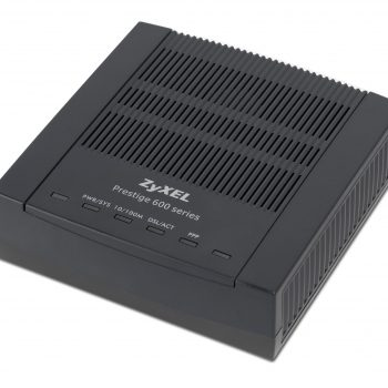 ZyXEL Prestige 660R-F1 ADSL2+ Compact Modem/Router – Box of 10