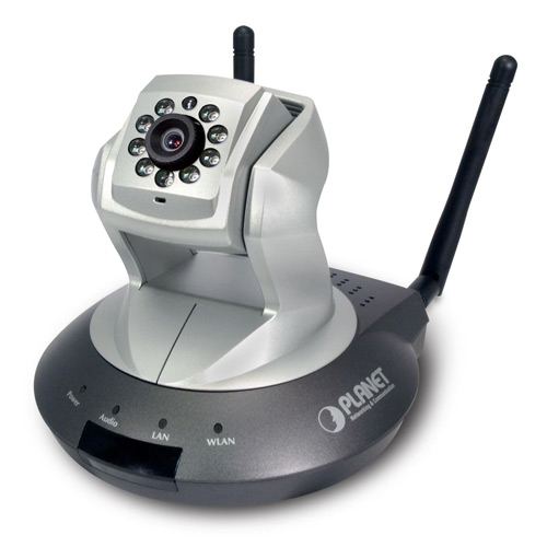 ICA-HM220W Wireless H.264 Mega-Pixel PT IP Camera-0