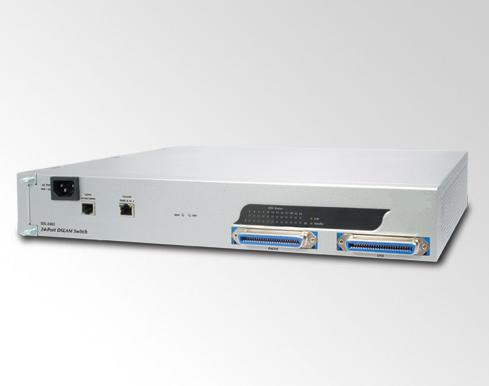 DCE 5224A-DSG 24-Port ADSL2+ DSLAM-0