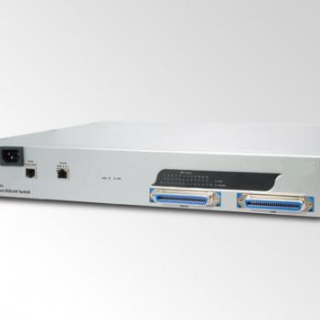 IDL-2402 24-Port ADSL2/2+ IP DSLAM