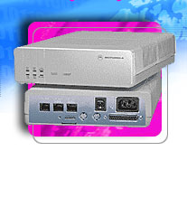 Telenetics Motorola 3260 Fast V.34 SDC Lease Line and Dial Standalone Modem (TEL-42746, UDS 42746, Codex 3260 V.35 Electrical)