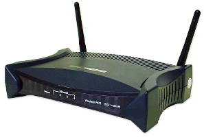 DCE 5204AV-NRD/B wireless 802.11n VDSL2 4-port Firewall Router