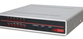 SCADA point to Point Multiplexer, 8 Port