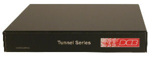 Encrypted FIPS 140-2 Tunnel  with Three Ethernet Ports, 13 Mbps,25 remote Clients