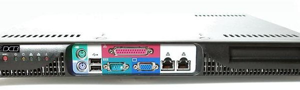 Encrypted FIPS 140-2 Tunnel  Tunnel  with Two Ethernet Ports, 110 Mbps,50 remote Clients-0