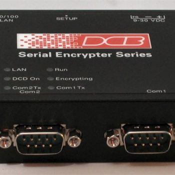 Streaming Serial Encrypter