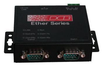 EDNP-3 DNP3 Protocol Aware Server-0