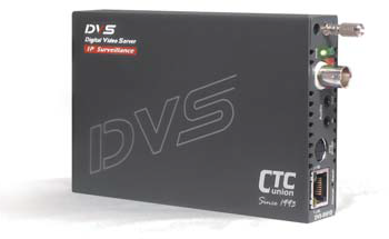 DVS-8501E Channel Blade Digital Video Encoder