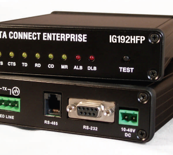 DATA CONNECT IG192HFP-HV Hyper Fast Poll Modem 85 to 265 VAC or 85 to 400 VDC
