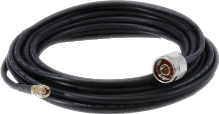 WL-SMA-6  6M N(RP-male) to N(M) Cable-0