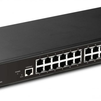 Draytek VigorSwitch P2261 PoE Gigabit Ethernet Switch