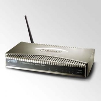WAP-4035 54Mbps Wireless Access Point with 5-Port Switch