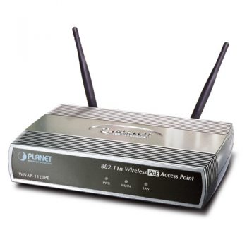 WNAP-1120PE 802.11n Wireless Access Point with PoE