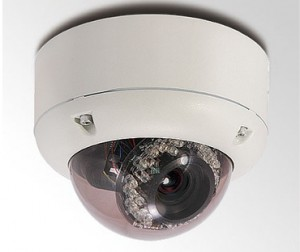 ICA-HM135 H.264 Mega-Pixel 20M IR Vandal Proof Dome IP Camera