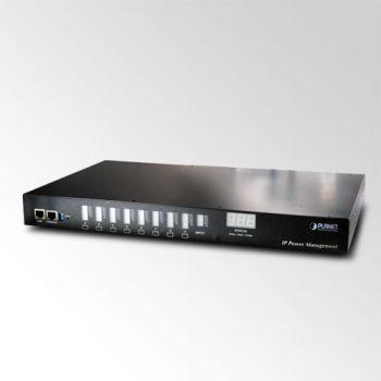 IPM-8002 EU/UK 8-Port IP Power Manager