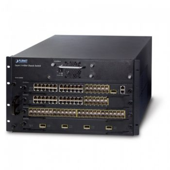 XGS3-42000R IPv6/IPv4 Routing Chassis Switch