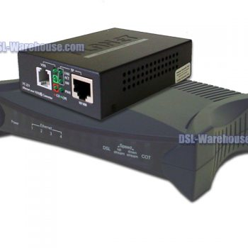 DCE 5204V-BM and Planet VC-231 High Speed VDSL2 Ethernet Extender Kit
