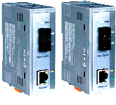 DATA CONNECT EMC202-WDM 10/100 to Fiber Media Converters