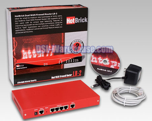 HotBrick LB-2 Dual WAN Router