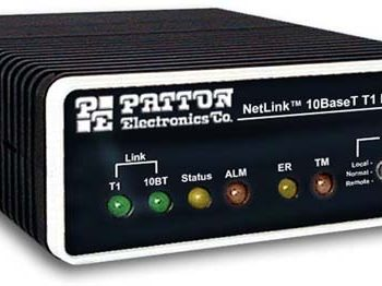 Patton 2720/I/UI T1/FT1 CSU/DSU Ethernet-over-T1 Bridge