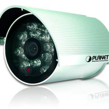 ICA-H312-PA H.264 25meter IR Internet camera (PAL)