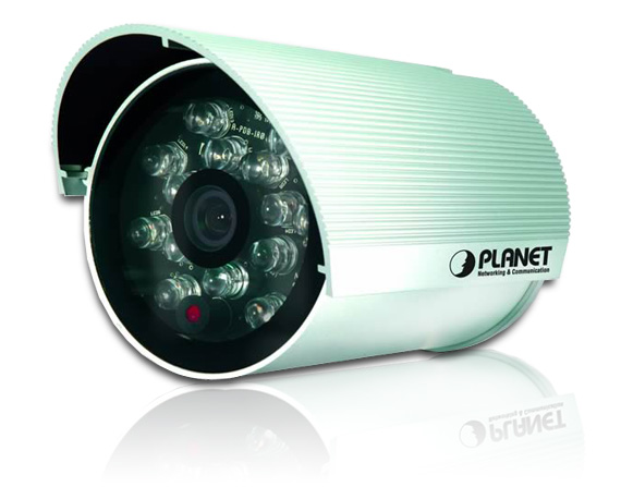 ICA-H312-PA H.264 25meter IR Internet camera (PAL)-0