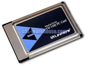 Linksys EtherFast 10/100 CardBus PC Card