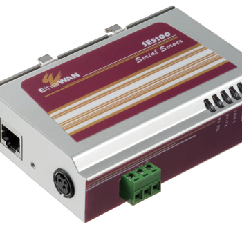 ETHERWAN SE5302-1A 2/4 PORTS INDUSTRIAL SERIAL-TO-ETHERNET SERVER