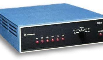 UDS Motorola 202T Standalone Modem 5-60 VDC Power (MOT202TSADC)