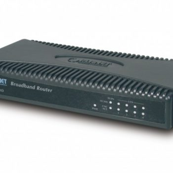 XRT-401D Internet Broadband Router